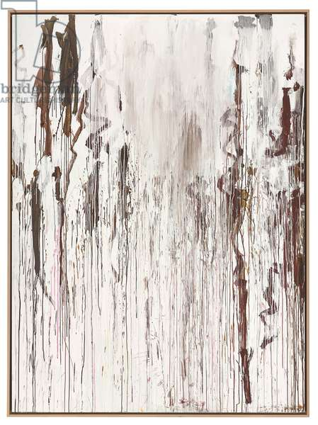 Untitled No.3, 2004 (household paint on wood panel)