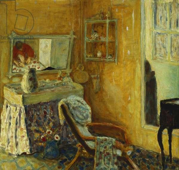 Interior; Interieur, 1913 (oil on canvas)