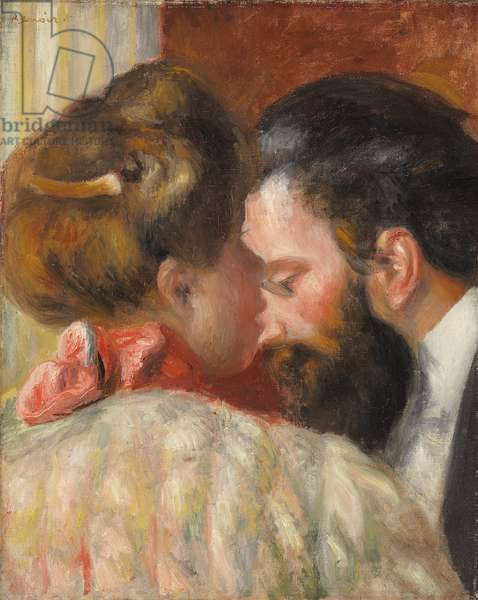 Confidence, 1897 (oil on canvas)
