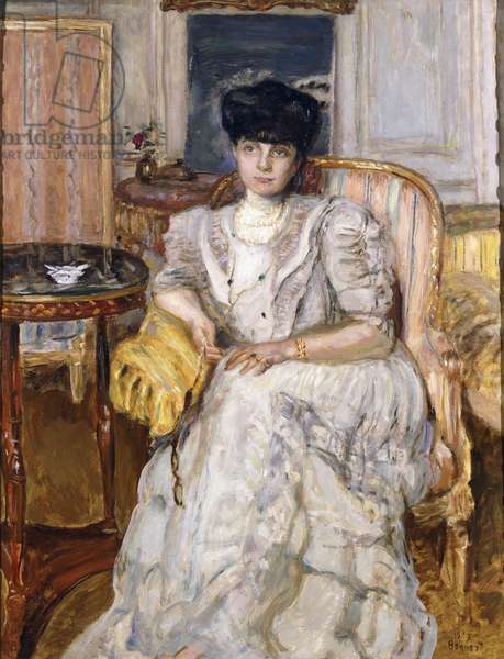 Portrait of the Princess Helen of Caraman-Chimay, 1907 (oil on canvas)