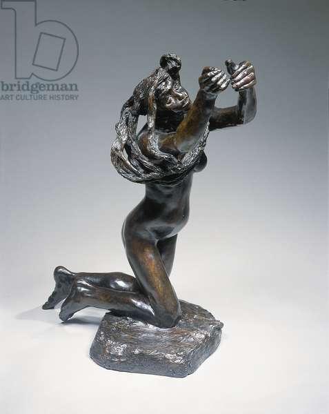 Le dieu envolé, 1894 (bronze)