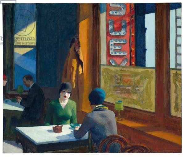 Chop Suey, 1929 (oil on canvas)