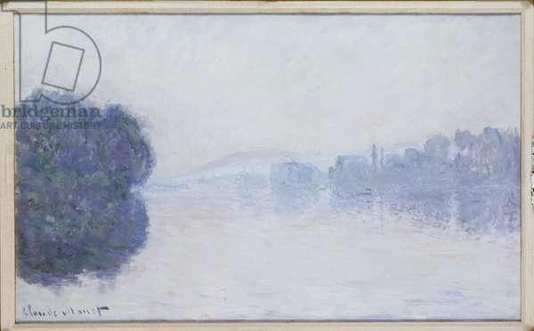 The Seine near Vernon, Morning Effect, c.1894 (oil on canvas)