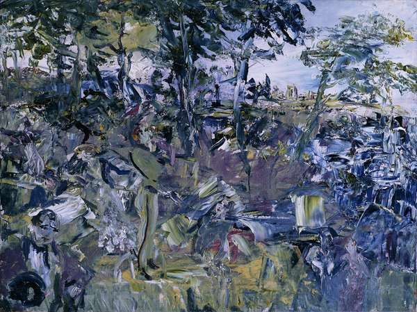 The River Bed, 1934 (oil on canvas)