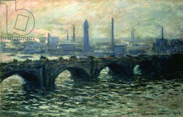 Waterloo Bridge, 1902