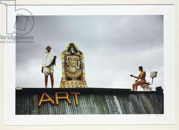 Art, 2007 (photograph on Hahnemuhle Photo Rag)