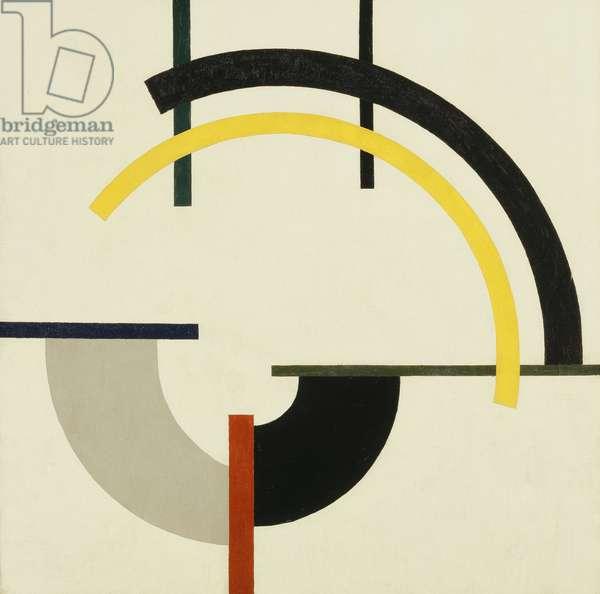 Premier Curves; Premieres Courbes, 1932 (oil on canvas)
