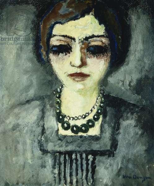 Woman with Necklace; Femme au Collier, c.1908 (oil on canvas)