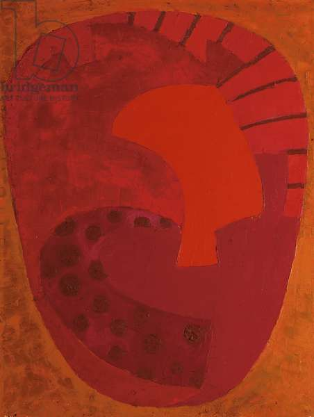 Poetica Lunar II, 1972 (oil on canvas)
