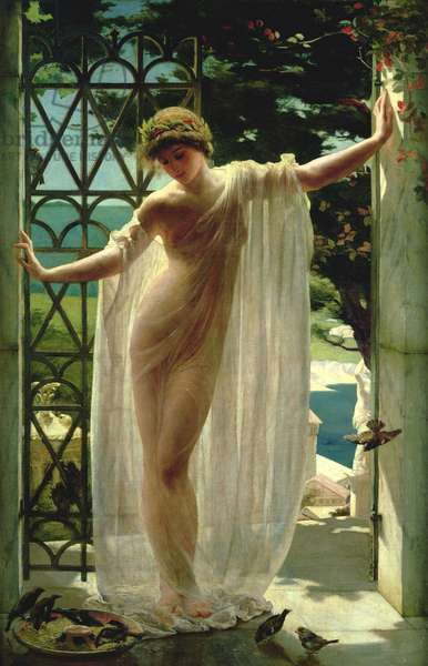 Lesbia (painting)