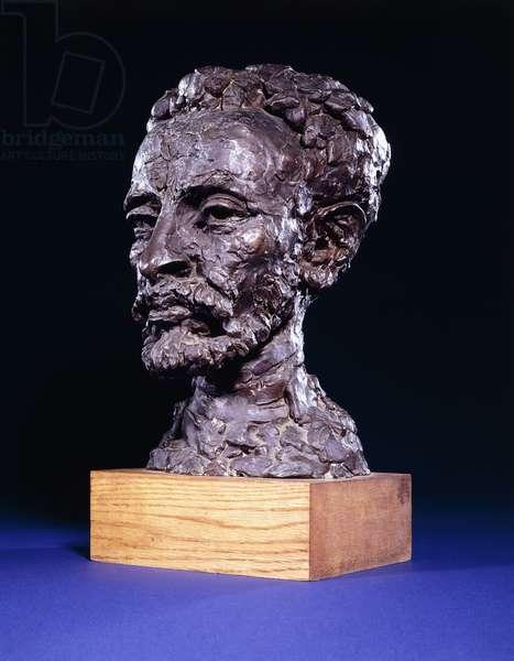 Study for Emperor Haile Selassie, 1936 (bronze)