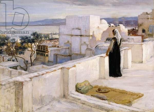 Algiers, 1886 (oil on canvas)
