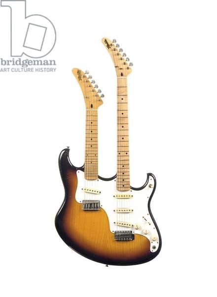 Robin guitar, c.1981-82 (wood & metal)