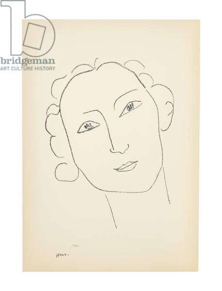 Marguerite III, 1945 (litho)