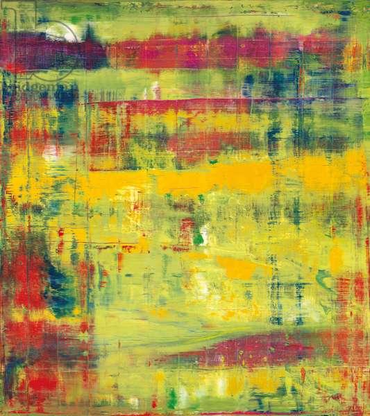 Abstraktes Bild (809-1), 1994 (oil on canvas)