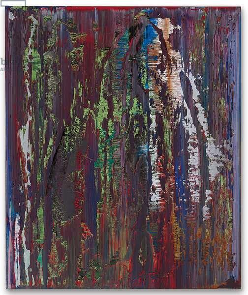 Abstract Painting (646-4); Abstraktes Bild (646-4), 1987 (oil on canvas)