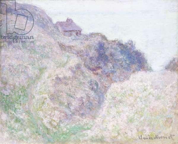 Cabane des Douaniers a Varengeville, 1897 (oil on canvas)