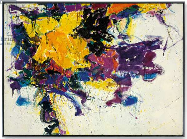 Untitled, 1958 (oil on canvas)