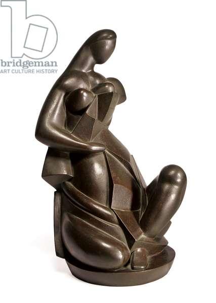 Maternity, 1911; c.1959-1961 (bronze)