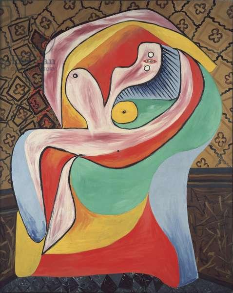 Le Repos, 1932 (oil on canvas)