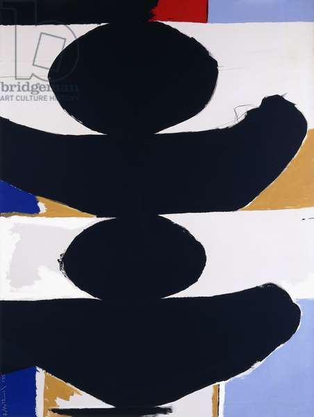 Elegy to the Spanish Republic CIII, 1965 (oil on canvas)