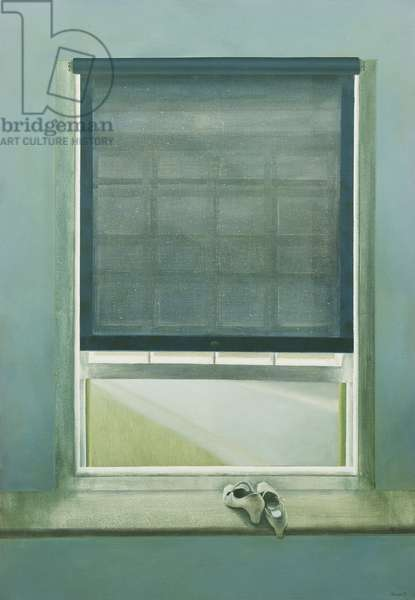 Sunlight, 1970 (oil on canvas)