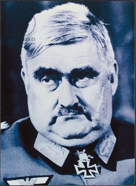 The Nazis (set B), 1999 (colour coupler prints mounted on Sintra)