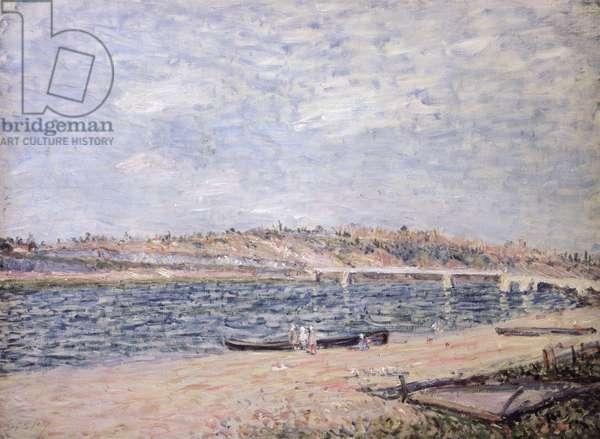 The River Banks at Saint-Mammes