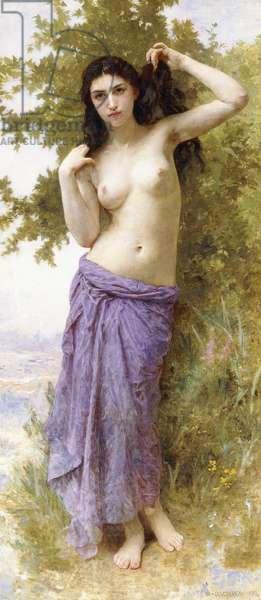 Roman Beauty, 1904 (oil on canvas)