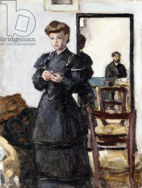 Interior, c.1905 (oil on canvas)