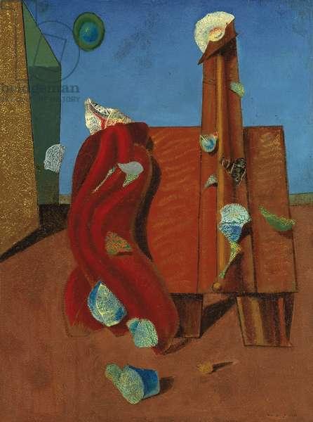 The Bullfighter; Le toreador, 1930 (oil on canvas)
