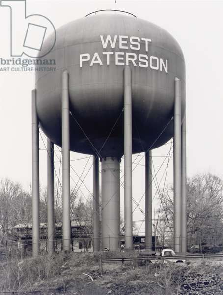 Watertowers, 1988 (gelatin silver print) (see also 695087-95)