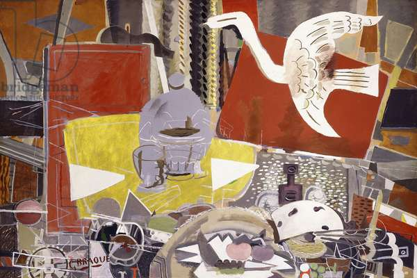 Atelier VIII, 1952-55 (oil on canvas)