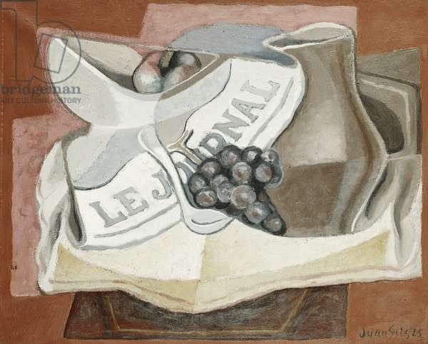 The Bunch of Grapes; La Grappe de Raisins, 1925 (oil on canvas)