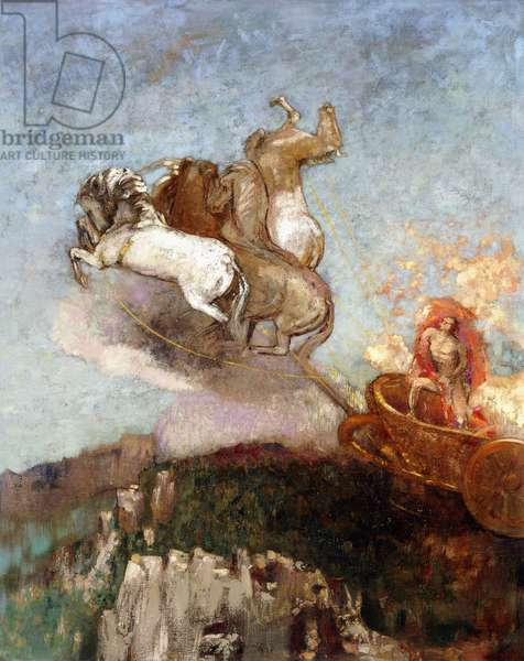 The Chariot of Apollo, 1907-1908 (oil on canvas)