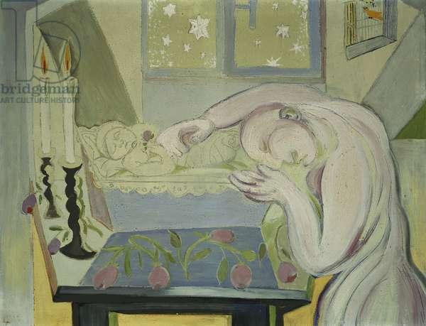 Death of Freedom; Tod der Freiheit, 1929 (oil on canvas)