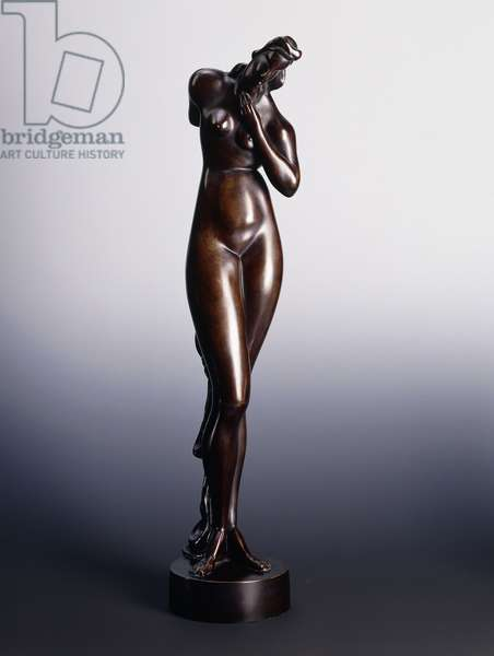 Standing Nude, c.1921-26 (bronze with brown patina)