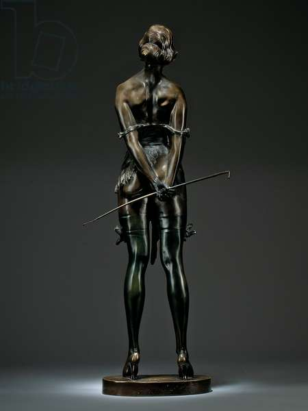The Riding Crop, c.1925 (bronze) (see also 940322)
