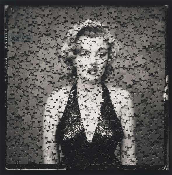 Marilyn Monroe, actress, NY City, May 6, 1957, after Richard Avedon, 2007 (chromogenic print)