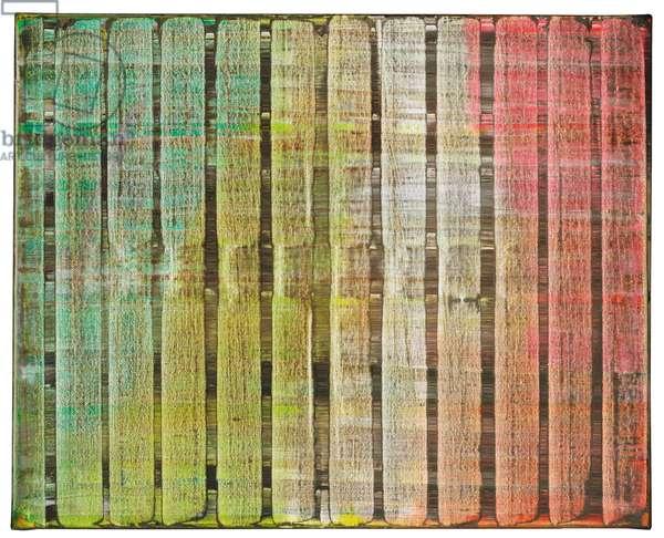 Abstract Image; Abstraktes Bild, 1992 (oil on canvas)