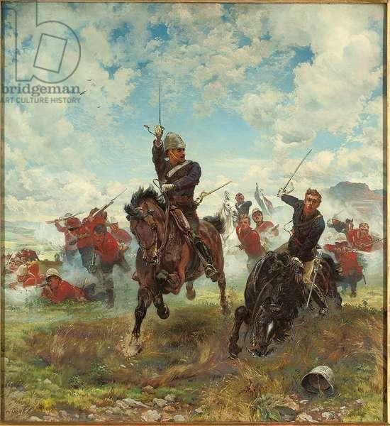Floreat Etona!, 1882 (oil on canvas)