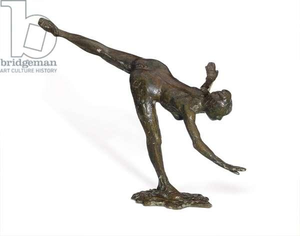 Grand Arabesque, Third Time; Grande Arabesque, Troisieme Temps, c.1882-1895 (bronze with brown patina)