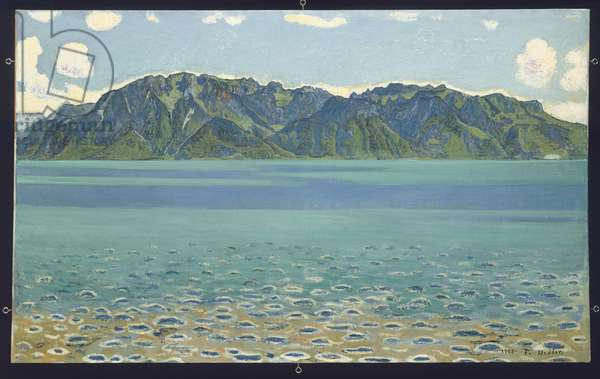 Grammont, 1905 (oil on canvas)