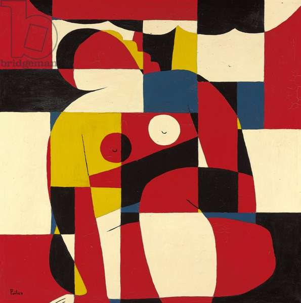 Untitled, c.1958 (oil on canvas)