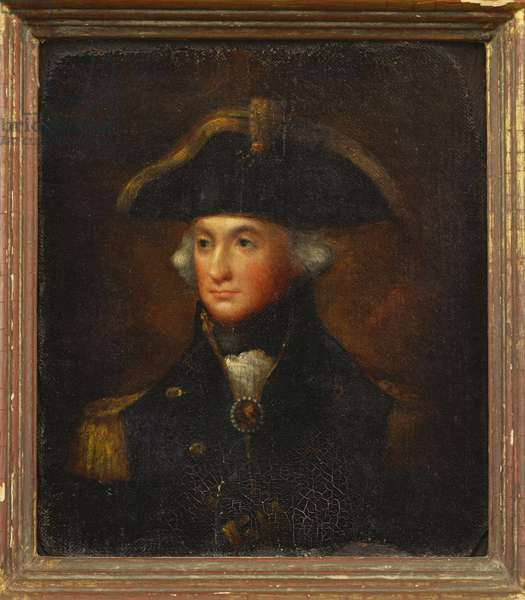 Portrait of Horatio, Lord Nelson (oil on canvas)