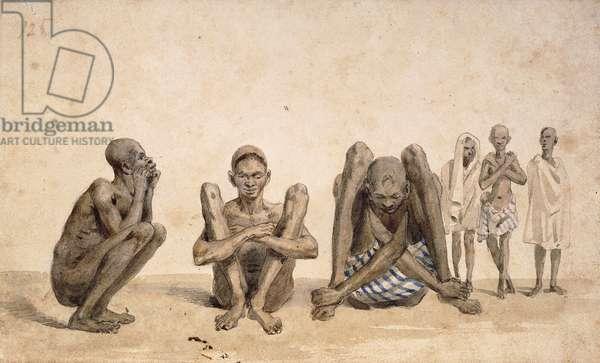 Negroes of Rio Janeiro, c. 1825-6 (w/c)