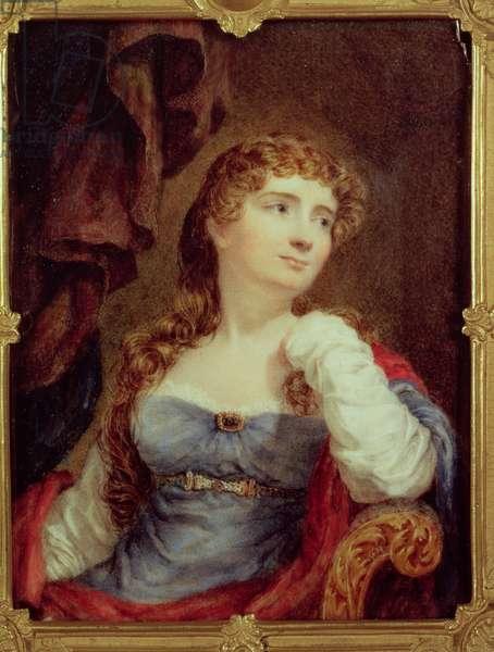 Miss Millbank, 1812
