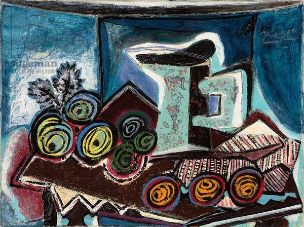 Still Life; Nature morte, 1938 (oil on canvas)