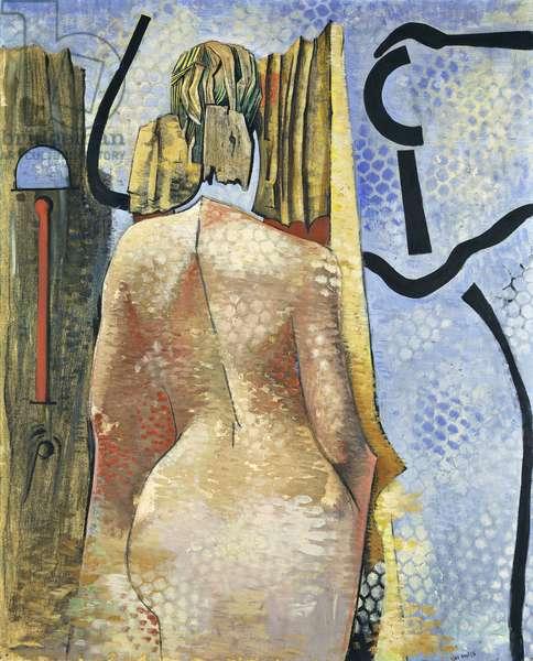 L'Idole, 1926 (oil on canvas)