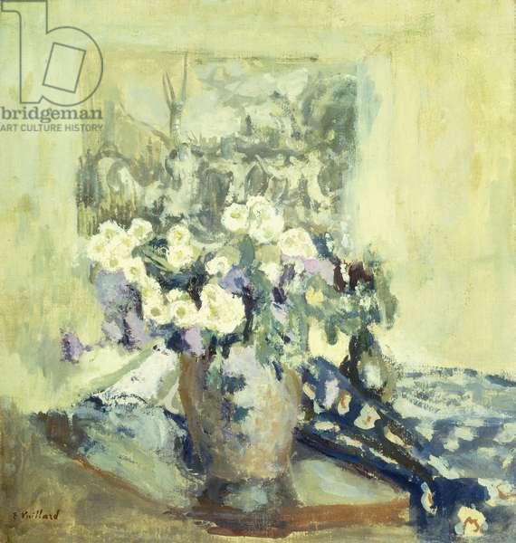 Vase de Fleurs, 1906 (oil on canvas)